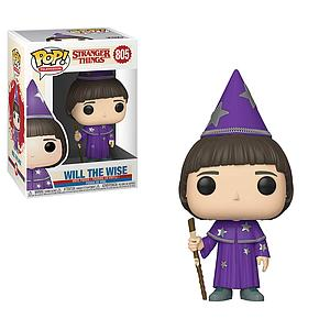 Pop! Television Stranger Things Vinyl Figure Will the Wise #805