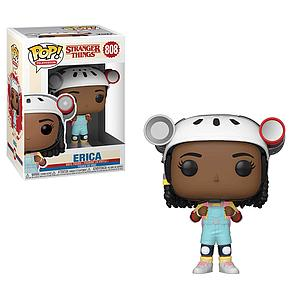 Pop! Television Stranger Things Vinyl Figure Erica #808