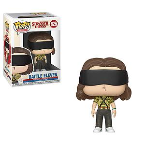 Pop! Television Stranger Things Vinyl Figure Battle Eleven #826