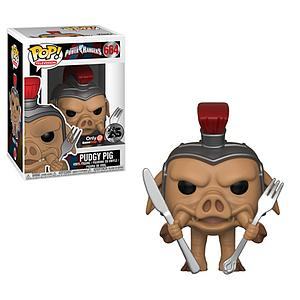 Pop! Television Power Rangers Vinyl Figure Pudgy Pig #664 GameStop Exclusive