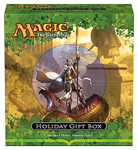 Magic the Gathering: Theros - Holiday Gift Box 2013