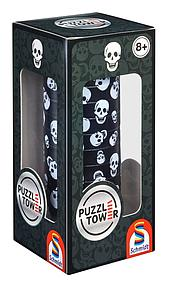 Puzzle Tower: Adult Skull
