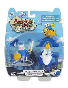 "Adventure Time 2"" Collector's Pack: Finn & Ice King"