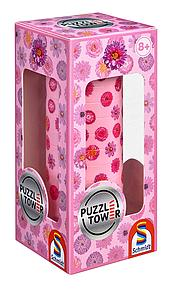 Puzzle Tower: Adult Flowers