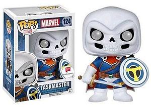 Pop! Marvel Vinyl Bobble-Head Taskmaster #124 Walgreens Exclusive (No Sticker)