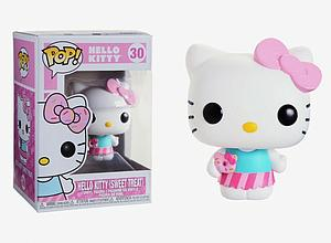 Pop! Sanrio Vinyl Figure Hello Kitty (Sweet Treat)