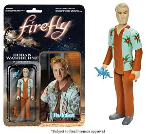ReAction Figures Firefly Series Hoban Washburne (Retired)