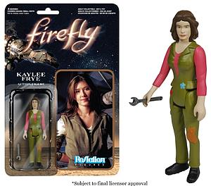 ReAction Figures Firefly Series Keylee Frye (Retired)