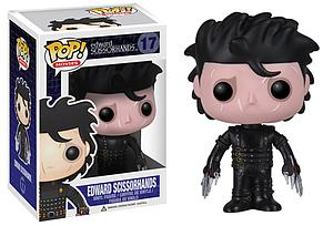 Pop! Movies Edward Scissorhands Vinyl Figure Edward Scissorhands #17 (Vaulted)