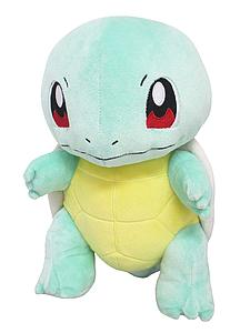 "Pokemon All Star Collection Plush: Squirtle (11"")"