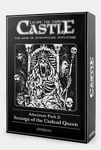Escape the Dark Castle: Adventure Pack 2 - Scourge of the Undead Queen
