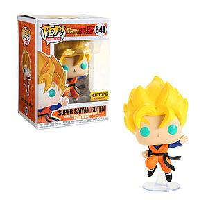 Pop! Animation Dragon Ball Z Vinyl Figure Super Saiyan Goten #641 Hot Topic Exclusive