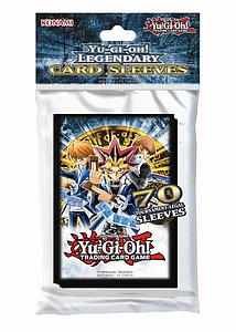YuGiOh! Card Sleeves 70-pack Small Size: Legendary