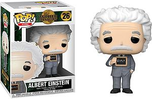 Pop! Icons Vinyl Figure Albert Einstein