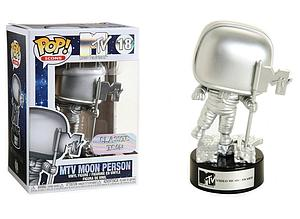 Pop! Icons Vinyl Figure MTV Moon Person
