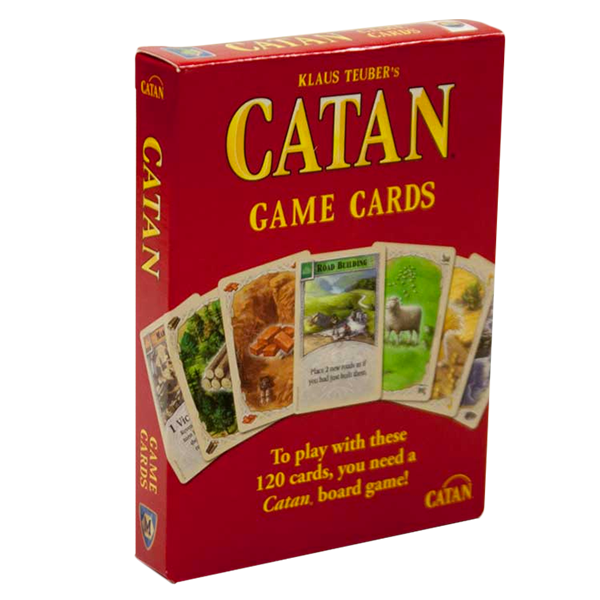 Catan: Replacement Game Cards (5th Edition)