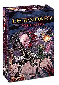 Legendary: Marvel Villains Deck-Building Game