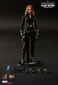 Marvel Captain America: Winter Soldier (2014) 1/6 Scale Figure Black Widow