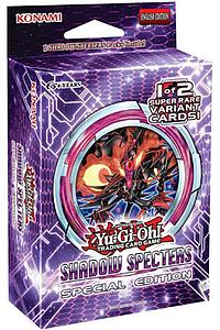 Yugioh Trading Card Game: Shadow Specters Special Edition