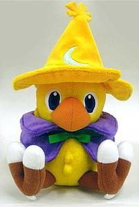 "Plush Toy Final Fantasy 6"" Black Mage Chocobo"