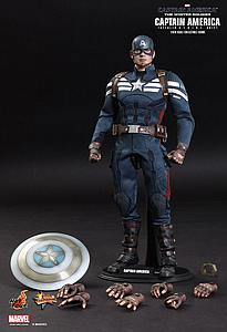 Captain America Stealth S.T.R.I.K.E. Suit (MMS242)