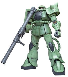 Gundam Mega Size Model 1/48 Scale Model Kit: MS-06 Zaku II