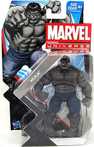 "Marvel Universe 3 3/4"" Series 5: Gray Hulk"