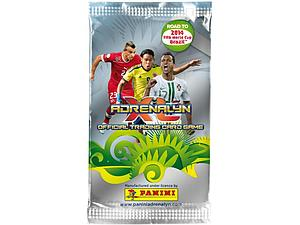 World Cup Soccer Adrenalyn XL Trading Card Game Road to 2014 FIFA Brazil: Booster Pack