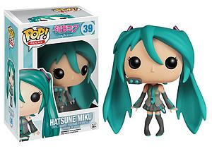 Pop! Rocks Vocaloid Vinyl Figure Hatsune Miku #39 (Vaulted)