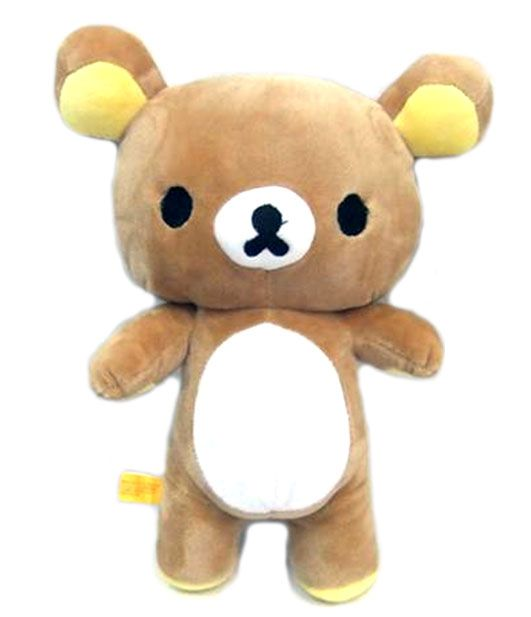 "Rilakkuma Plush Toy Bear (12"")"