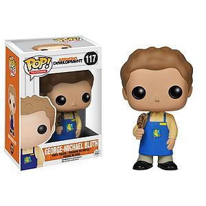 Pop! Television Arrested Development Vinyl Figure George-Michael Bluth (Banana Stand) #117 (Vaulted)