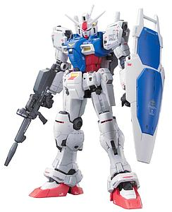 Gundam Real Grade Excitement Embodied 1/144 Scale Model Kit: #12 RX-78 GP01 Gundam GP01 Zephyranthes