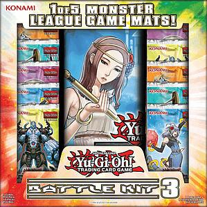 Yugioh Trading Card Game Battle Pack 3: Monster League Sealed Play Battle Kit (1 of 5)