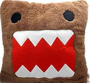 "Plush Toy Domo 12"" Domo Pillow"