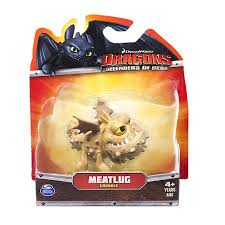 Spin Master Dragons: Defender of Berk 3 Inch: Meatlug Gronckle