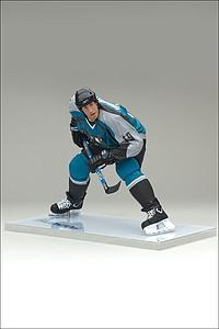 NHL Sportspicks Series 13 Joe Thornton (San Jose Sharks) Blue Jersey