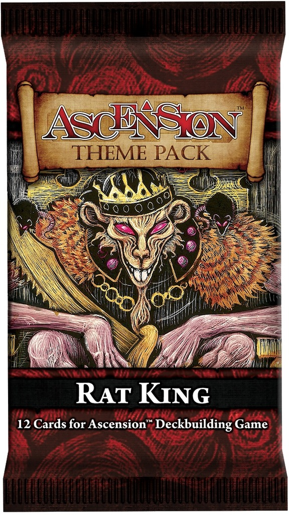 Ascension: Theme Packs - Rat King