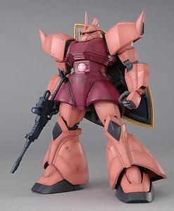 Gundam Master Grade 1/100 Scale Model Kit: MS-14S Char's Gelgoog Ver. 2.0