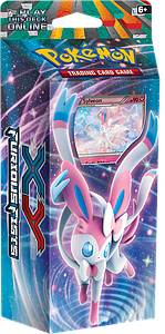 Pokemon Trading Card Game: XY Furious Fists Theme Deck: Enchanted Echo