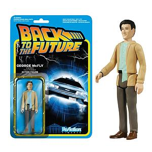 ReAction Figures Back to the Future Series George McFly (Vaulted)