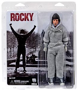 "Rocky 8"": Retro Clothed Rocky (Sweat Suit)"