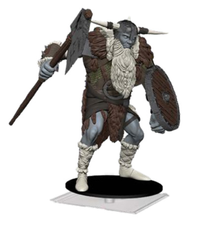 Attack Wing: Dungeons & Dragons Frost Giant Pack
