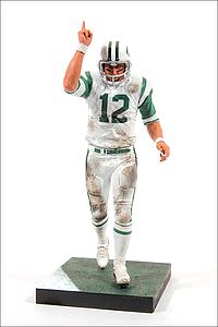 NFL Sportspicks Series 35 Joe Namath White Jersey (New York Jets)