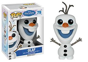 Pop! Disney Frozen Vinyl Figure Olaf #79 (Retired)