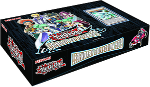 YuGiOh Trading Card Game Legendary Collection 5D's Edition Box