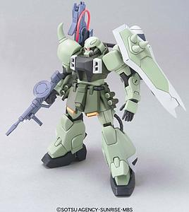 Gundam High Grade Gundam Seed 1/144 Scale Model Kit: #23 Gunner Zaku Warrior