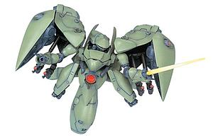 Gundam High Grade Mechanics 1/550 Scale Model Kit: AMX-002 Neue Ziel #02
