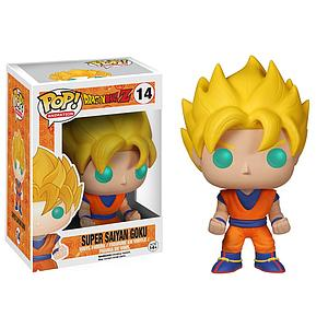 Pop! Animation Dragon Ball Z Vinyl Figure Super Saiyan Goku #14