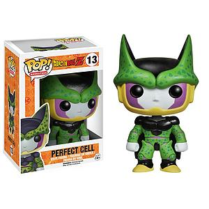 Pop! Animation Dragon Ball Z Vinyl Figure Perfect Cell #13