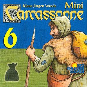 Carcassonne: Mini Expansion #6 - The Robbers